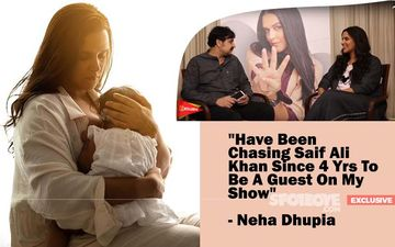 Neha Dhupia: 'I Was Amidst An Edit When I Went Into Labour, Told My Team I'll Be Back In 2 Hours'- EXCLUSIVE