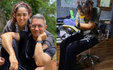 Aamir Khan's Daughter Ira Khan Has Turned Into A Tattoo Artist; Considers It As An 'Alternate Career' - How Impressive
