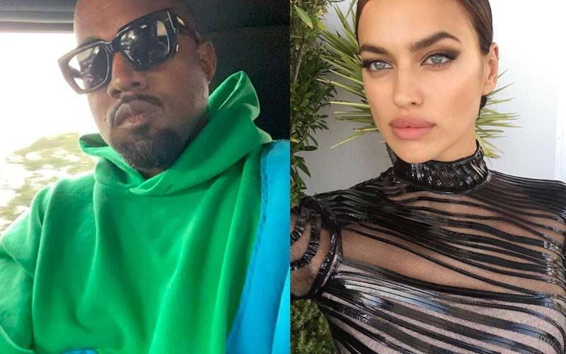 Amid Divorce Proceedings With Kim Kardashian, Kanye West And Irina Shayk To Date Long Distance; Rapper 'Likes Spending Time' With Supermodel But Has 'No Plans To Move To NYC'