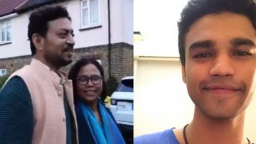 Irrfan Khan's Son Babil Khan Shares A Candid Video Of His Late Father Singing 'Mera Saaya' With His Wife; It Will Move You To Tears - WATCH
