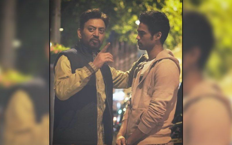 Irrfan Khan's Son Babil Khan's Reaction To The Director And Photographer Asking Him To Give 'Sexy' And 'Smouldering' Pose Is EPIC - Watch