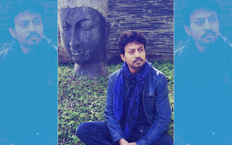 """Irrfan Khan Hints Towards Suffering From A Rare Disease; Says, """"Wish the Best For Me"""""""