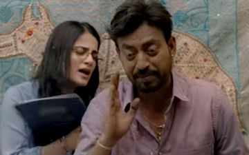 Ek Zingadi Song From Angrezi Medium: Irrfan Khan And Radhika Madan's Father-Daughter Bond Is Adorable
