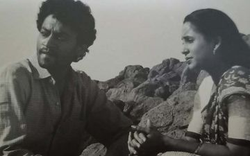 Ashwini Bhave Shares A Memory With Irrfan Khan From The Film Purush