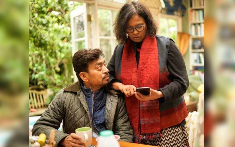Babil Khan Shares A Throwback Picture Of His Father, The Late Irrfan Khan, And Mother Sutapa Sikdar Sharing A Candid Moment-See PHOTO