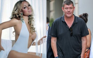 Is It Over For Mariah Carrey And James Packer?