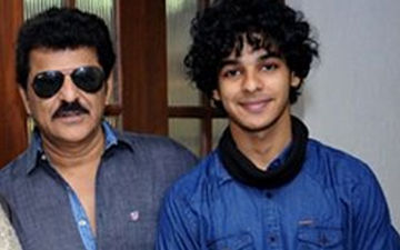 Ishaan Khatter Now A Half-Brother To A Baby Boy As Father Rajesh Khattar Welcomes Son With Wife Vandana