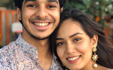 Ishaan Khatter Receives The Best Birthday Wish From Bhabhi Mira Rajput; 'Stay Mad, Stay Crazy'
