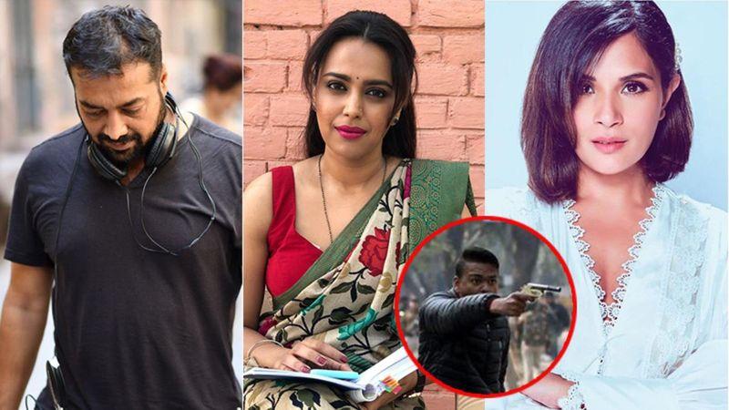 Jamia Shooter: Swara Bhasker, Richa Chadha, Anurag Kashyap Express ANGST Against Incident At Anti-CAA Protest
