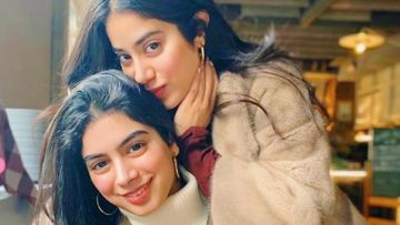 Janhvi Kapoor Says Sister Khushi Kapoor Gets Up At 3AM To Do Makeup And Record TikTok Videos