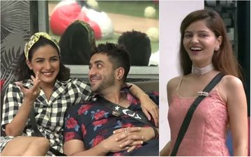 Bigg Boss 14: Rubina Dilaik-Abhinav Shukla Challenge Aly Goni-Jasmin Bhasin To Stare Into Each Other's Eyes To Prove They Are In LOVE; Here's What Happens Next - VIDEO