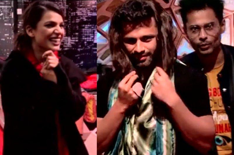 Bigg Boss 14: Shardul Pandit Flirts With MISS Rahul Vaidya; Their Masti Leaves Naina Singh In Splits - WATCH