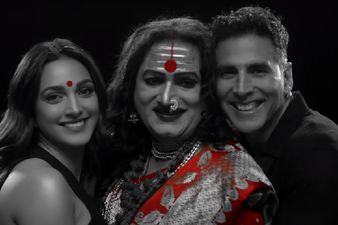 Laxmii: Akshay Kumar, Laxmi Narayan Tripathi And Kiara Advani Deliver A Powerful Message Calling For Equal Love And Respect For The Third Gender With Laal Bindi - WATCH
