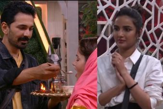 Bigg Boss 14 Day 27 SPOILER ALERT: Jasmin Bhasin Says ''Doodho Nahao, Pooton Phalo' As Rubina Dilaik And Abhinav Shukla Set #Goals With Their Karva Chauth Celebrations