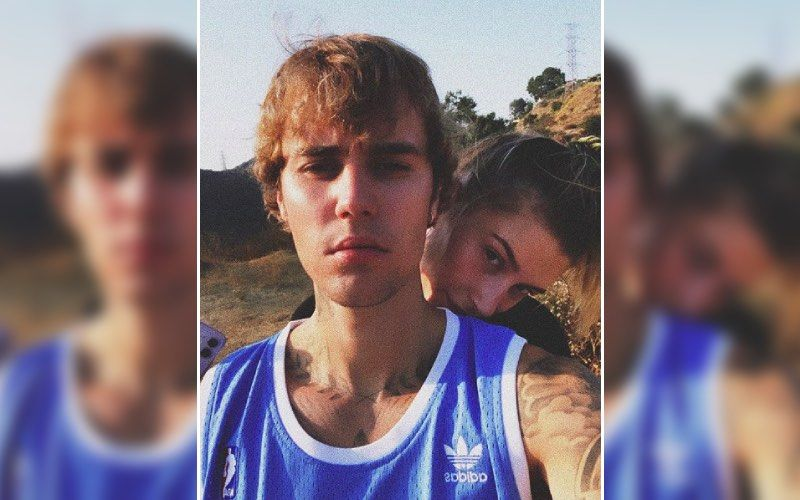 Justin Bieber And Hailey Baldwin Share A Passionate Kiss; Singer Calls Her 'Mine'