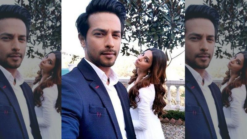 Dill Mill Gayye Actors-Turned-BFFs Jennifer Winget And Sehban Azim Have A Gala Time Partying Together; Picture Inside