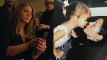 Jennifer Aniston's Reaction To FRIENDS Co-Star Courteney Cox's Daughter Coco Is Every Mom Ever –PIC