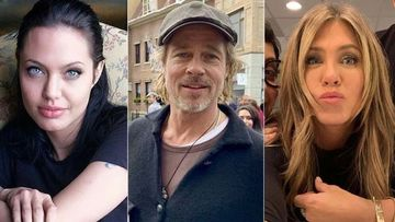 Angelina Jolie Is Trying To Snatch Ex-Hubby Brad Pitt Away From Jennifer Aniston? Give Them A Break, You All