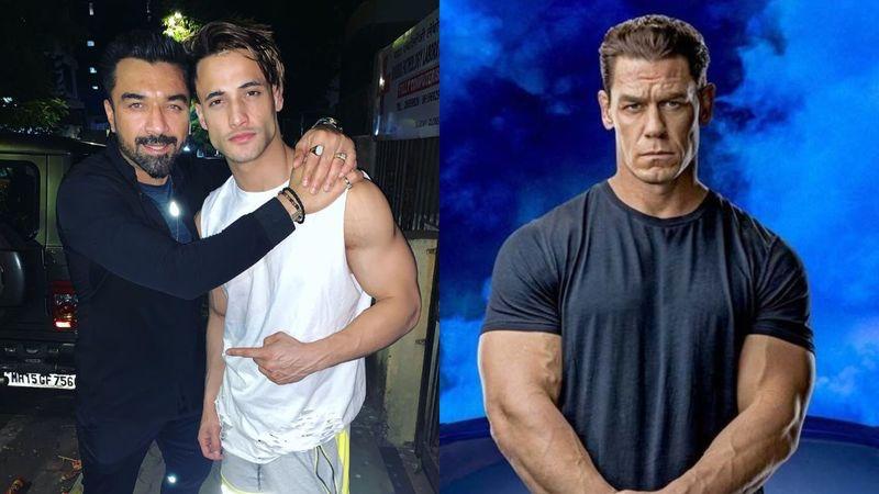 Bigg Boss 13's Asim Riaz UNFOLLOWS Ajaz Khan; An Excited 'The Khabri' Gives Wrong Info That He Unfollowed John Cena Too