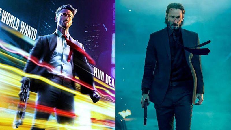 Heropanti 2 First Look: Tiger Shroff's Deadly Look Reminds Us Of Keanu Reeves AKA John Wick