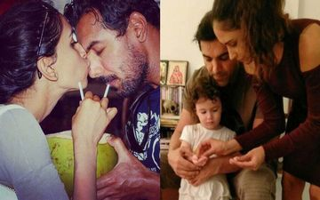 John Abraham And Wifey Priya Runchal's NEVER SEEN Before Mushy Pictures