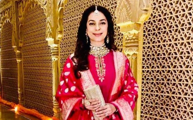 Juhi Chawla Recalls The Time She Didn't Like Children And Found Them A Nuisance; Here's What Changed Her Mind