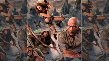 Dwayne Johnson AKA The Rock And Kevin Hart's Jumanji: The Next Level To Premiere On Amazon Prime On THIS Day