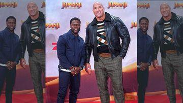 Jumanji Premiere: LOL, Dwayne Johnson AKA The Rock Reveals He Got So Much 'Joy' In Killing Kevin Hart – VIDEO