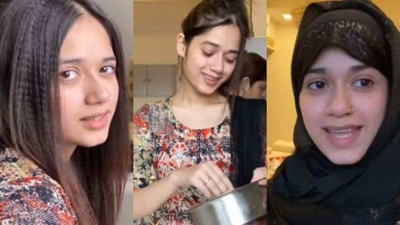 TikTok Star Jannat Zubair's Ramzan Routine; Lady Doles Out A Positive Video Amid Call For #TikTokBanInIndia