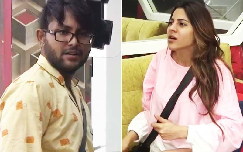 Bigg Boss 14's Nikki Tamboli Denies  Dating Jaan Kumar Sanu As He Is 'Not Her Type'; Says 'I Like Strong Personalities'
