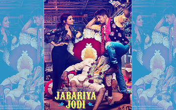 Jabariya Jodi Poster Out: Sidharth Malhotra & Parineeti Chopra Return After Hasee Toh Phasee