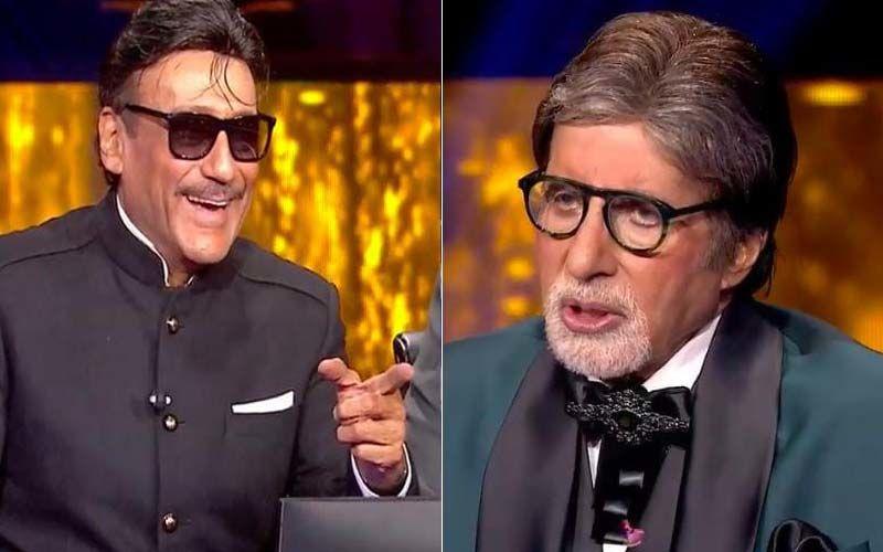 Kaun Banega Crorepati 13 Shaandaar Shukravaar: Jackie Shroff Credits Amitabh Bachchan For His 'Bhidu Bhasha' And Leaves Him Speechless-WATCH