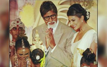 Happy Birthday Amitabh Bachchan: Jacqueline Fernandez Wishes Big B 'Good Health And Happiness'