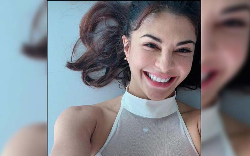 Jacqueline Fernandez Gives Fans A Glimpse Of Her 'Productive Day At The Pole'; Check Out