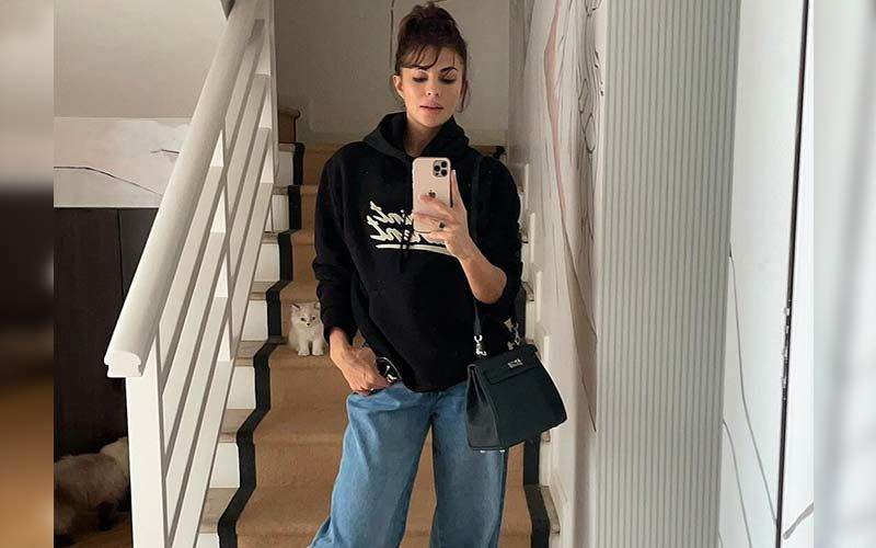 Jacqueline Fernandez Shares A Glimpse Into Her Busy Work Schedule With A BTS Video From Bhoot Police