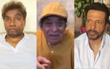 Jagdeep 'Soorma Bhopali' Passes Away: Sons Jaaved Jaaferi And Naved Jaferi Along With Johny Lever Give Him A Send Off