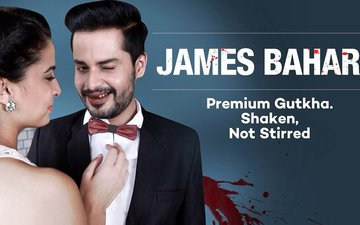 VIDEO: Move Over Bond, Check Out James Bahar In This Video