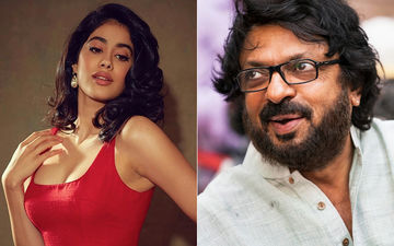 Is Janhvi Kapoor Sanjay Leela Bhansali's Next Heroine? Sridevi's Daughter Meets Filmmaker At His Office