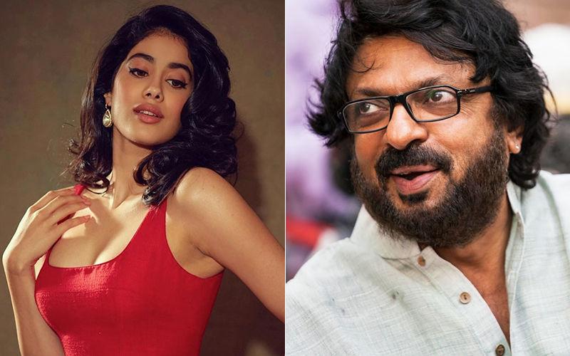 Is Janhvi Kapoor Sanjay Leela Bhansali's Next Heroine? Sridevi's Daughter Meets Filmmaker At His Office
