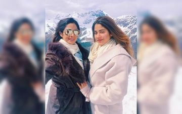 Janhvi Kapoor Shares The Most Endearing Throwback Picture Of Her Late Mother Sridevi On Her Birth Anniversary - See Pic