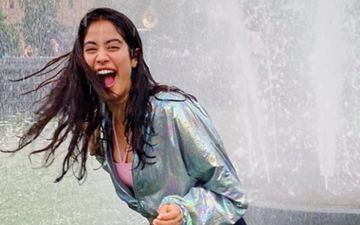 Janhvi Kapoor Says I Love You From New York, Ishaan Khatter's Reaction To It Is twisted