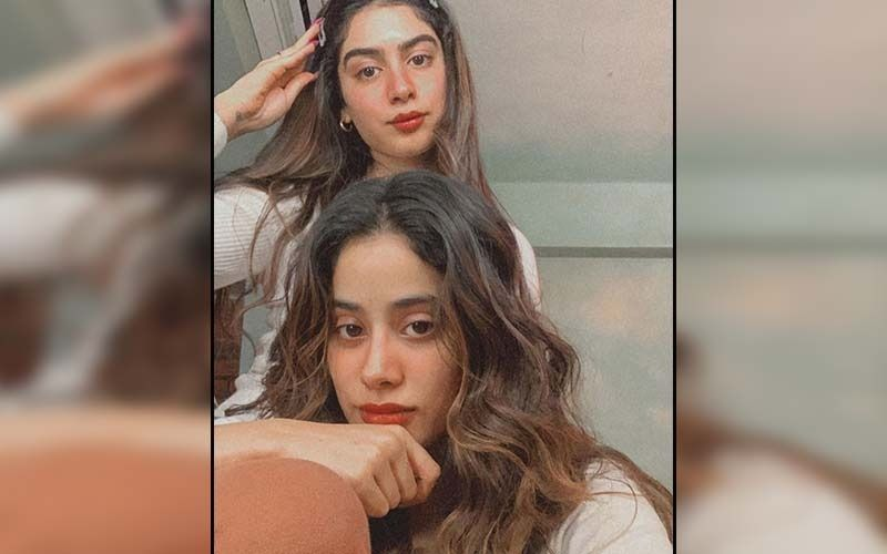 Janhvi Kapoor, Khushi Kapoor Spotted Cycling In The City; Request Paparazzi Not To Block Their Way: 'Raasta Please De Do'- VIDEO