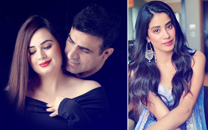 Janhvi Kapoor's On-Screen Mother Shalini Kapoor's PDA With Husband Rohit Sagar