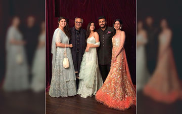 Gunjan Saxena: The Kargil Girl; Anshula Kapoor And Arjun Kapoor Are Mighty Proud Of Janhvi Kapoor, Boney Kapoor Gets Emotional