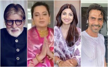 Happy Krishna Janmashtami 2020: Amitabh Bachchan, Kangana Ranaut, Arjun Rampal, Shilpa Shetty Make Warm Wishes