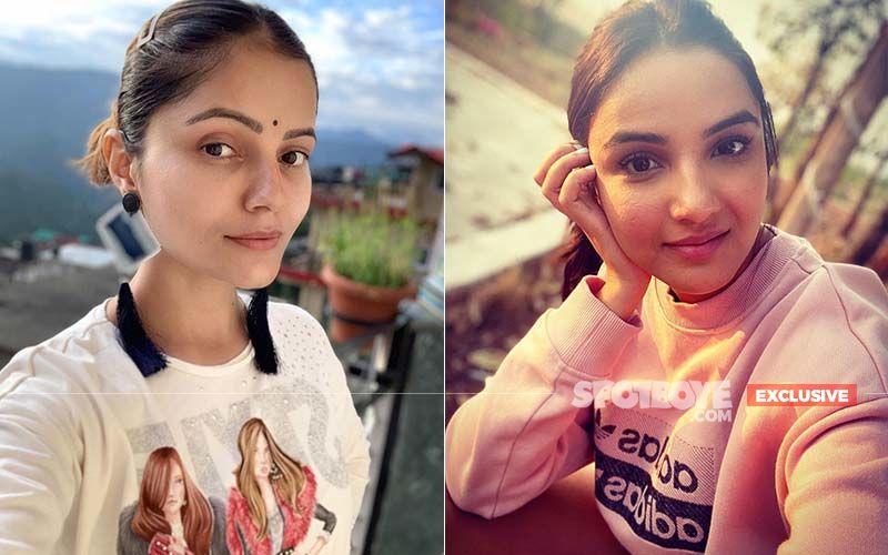 Bigg Boss 14 Winner Rubina Dilaik Says Jasmin Bhasin Congratulated Her On Stage After Fans Trend 'Jealous JasMean'- EXCLUSIVE VIDEO