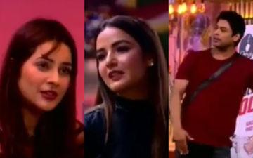 Bigg Boss 13 Dec 25 2019 SPOILER ALERT: Guest Jasmin Bhasin Jealous Of Shehnaaz For Her Closeness With Sidharth