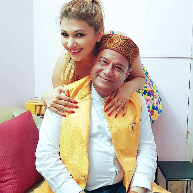 Jasleen Mathuru And Anup Jalota