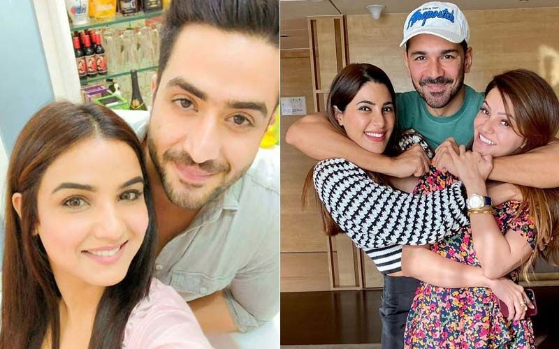 Khatron Ke Khiladi 11 Contestant Nikki Tamboli Reveals She Isn't Friends With Jasmin Bhasin And Aly Goni; Calls Rubina Dilaik And Abhinav Shukla 'Close Friends'