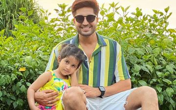 Jassie Gills Shares An Adorable Picture With Roojas And We Can Stop Looking At This Father-Daughter Duo